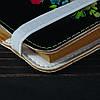 Обложка на блокнот v.2.0. A6 Fisher Gifts 06 Петриковский роспись- 2 (эко-кожа), фото 3