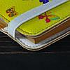 Обложка на блокнот v.2.0. A6 Fisher Gifts 57 Герб из бабочек (эко-кожа), фото 3
