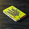 Обложка на блокнот v.2.0. A6 Fisher Gifts 57 Герб из бабочек (эко-кожа), фото 4