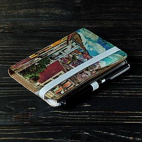 Обложка на блокнот 2.0 A6 Fisher Gifts 68 Сицилия (эко-кожа)