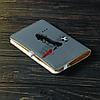 Обкладинка блокнот 2.0 A6 Fisher Gifts 153 Маленький Дарт Вейдер (еко-шкіра), фото 4