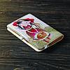 Обложка на блокнот v.2.0. A6 Fisher Gifts 333 Красивая Наташа (эко-кожа), фото 4
