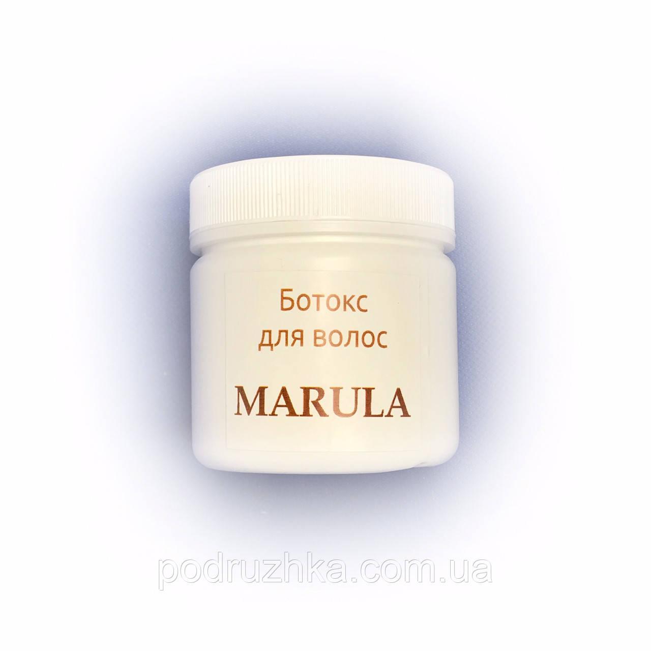 Ботокс для волос Marula 100 г