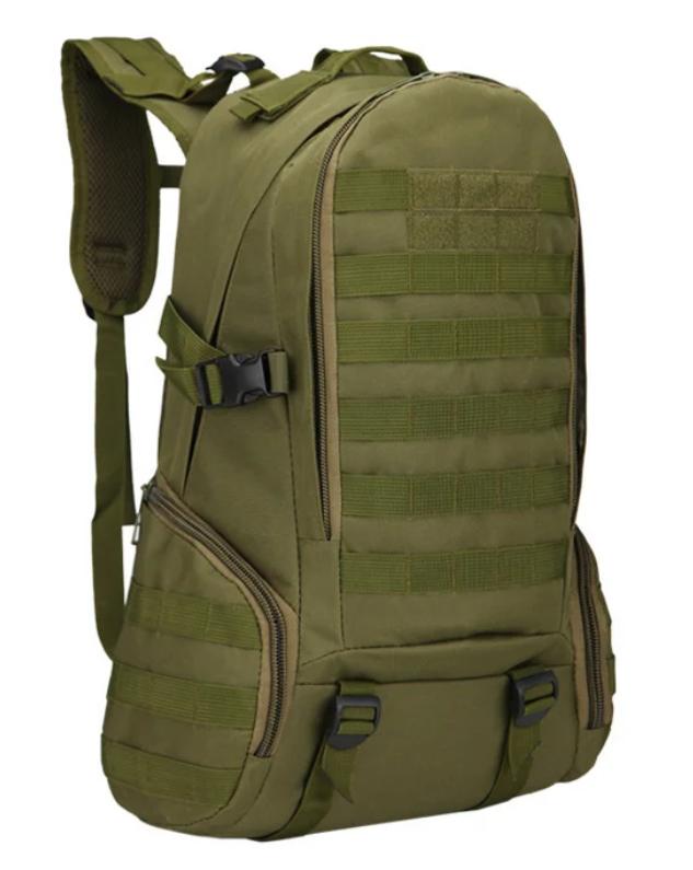 Рюкзак городской,тактический,штурмовой Tactic 30-35 литров Олива
