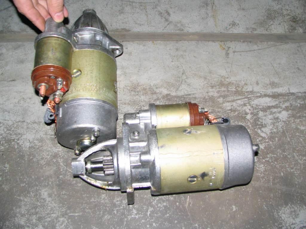 СТ42-3708000 Стартер 12V, 1,65kW (пр-во БАТЭ)