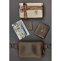 Подарочный набор кожаных аксессуаров Орландо, фото 1