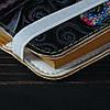 Обложка на блокнот 2.0 A6 Fisher Gifts 612 Лошадь Santa Muerte (эко-кожа), фото 3