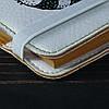 Обложка на блокнот v.2.0. A6 Fisher Gifts 704 Енотик с сердечком (эко-кожа), фото 3