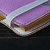 Обложка на блокнот v.2.0. A6 Fisher Gifts 732 Единорог на велосипеде (эко-кожа), фото 3