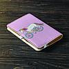 Обложка на блокнот v.2.0. A6 Fisher Gifts 732 Единорог на велосипеде (эко-кожа), фото 4