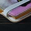 Обложка на блокнот v.2.0. A6 Fisher Gifts 787 Трехцветная кошка (эко-кожа), фото 3