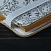 Обложка на блокнот v.2.0. A6 Fisher Gifts 815 Кайфующие коты фон (эко-кожа), фото 3