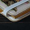 Обложка на блокнот v.2.0. A6 Fisher Gifts 879 Сова верхом на щенке (эко-кожа), фото 3