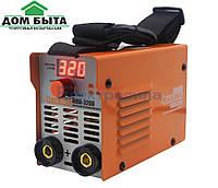 Сварочный инвертор Плазма ММА-320D (дисплей)