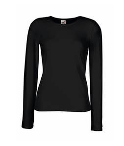 Женская футболка с длинным рукавом Crew Neck