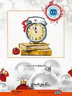 RTO Набор для вышивания 5 минут до праздника / Feast in 5 minutes