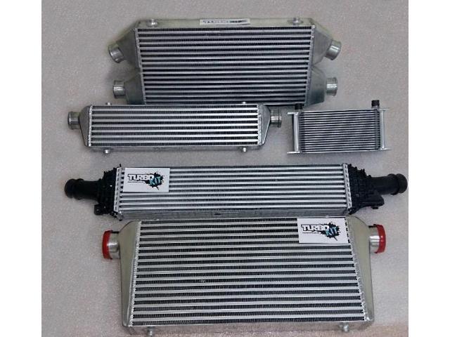 Интеркулер VW LT 28-35 II / VW LT 28-46 II / MERCEDES-BENZ SPRINTER (901, 902)(903)(904) 1995-2006 г.