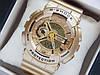 Мужские (Женские) кварцевые наручные часы Casio G-Shock, Elite Gold