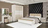 Спальня набор 2 Ким  (Мебель-Сервис)