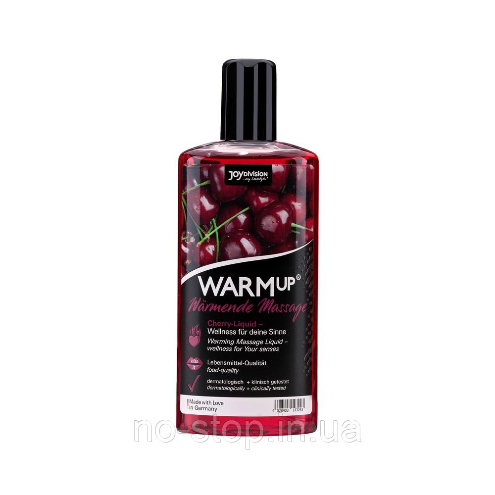 Массажное масло - WARMup, cherry, 150 мл bottle