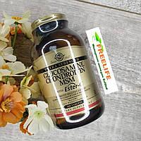 Solgar, Глюкозамин, хондроитин и МСМ с Ester-C, 180 таблеток