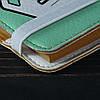 Обложка на блокнот v.2.0. A6 Fisher Gifts 933 Легко не будет (эко-кожа), фото 3