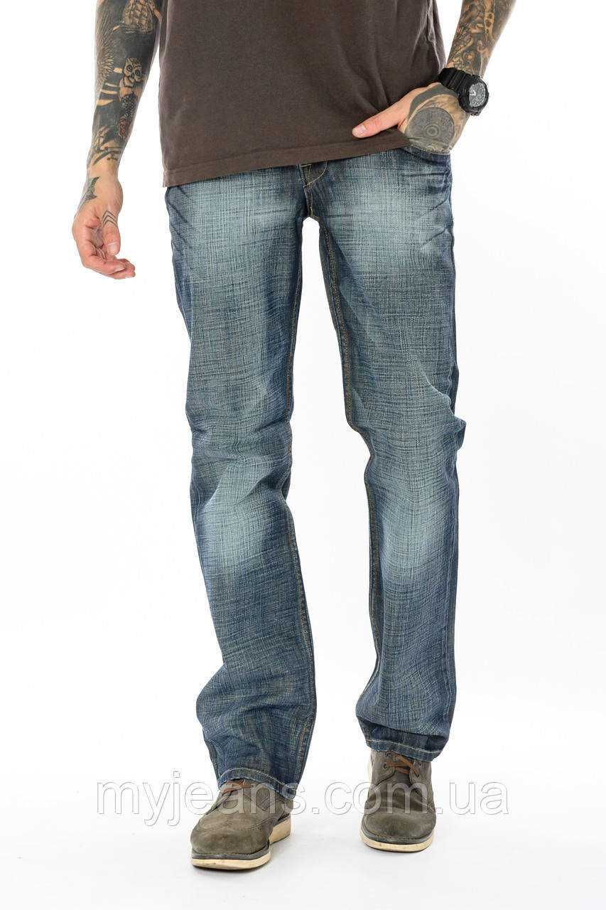 Джинсы Franco Benussi 1112-40421 Stone Rodeo серый