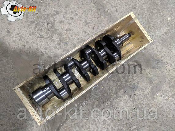 Вал коленчатый FAW 1031, 1041 ФАВ 1041 (3,2 л), фото 2