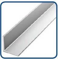 Стандартный алюминиевый равносторонний уголок, фото 1