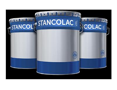 Краска акрило-полиуретановая высокоглянцевая 8003 Stancolac (Станколак) 6 л.