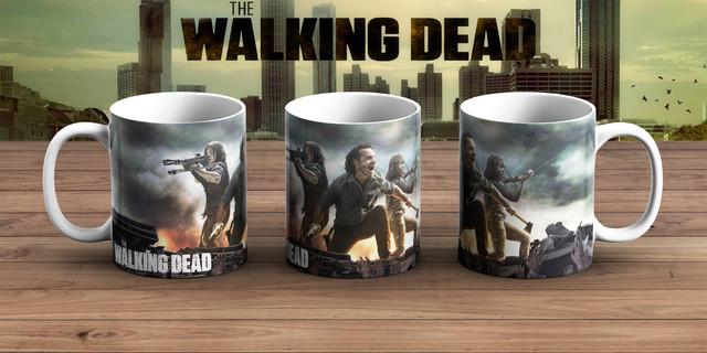 Чашка Ходячие мертвецы / The Walking Dead