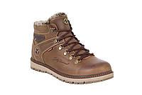 Кожаные мужские зимние ботинки Bumer 79