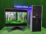 """Компьютер HP + монитор 19"""" VA Eizo, Intel 4 ядра, 4 ГБ, 320 ГБ Настроен! Есть Опт! Гарантия!, фото 10"""