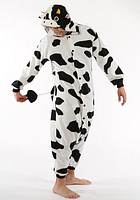Пижама кигуруми Взрослые корова