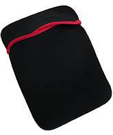 Чехол для планшета Traum 10 дюймов черный с красным