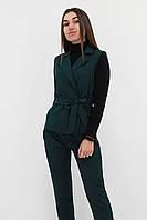 S, M, L, XL / Стильний брючний костюм Archer, темно-зелений