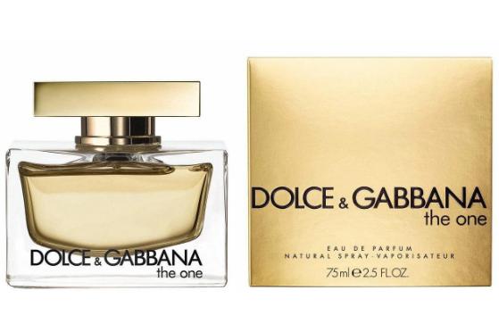Женская парфюмированная вода Dolce&Gabbana The One Women (Дольче Габбана Зе Ван Вумен) 75 мл