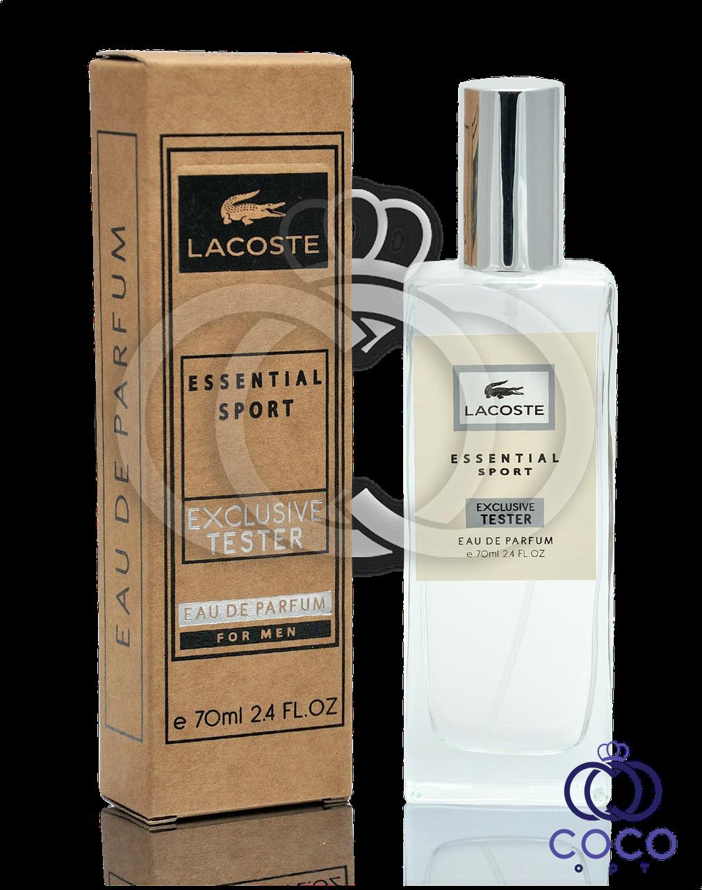 Парфумована вода Lacoste Essential Sport Exclusive Tester