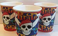 Стакан праздничный Pirate Party
