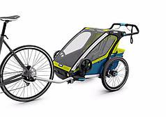 Мультиспортивная коляска Thule Chariot Sport 2