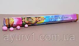 Аромапалочки Богиня Лакшми / Sri Lakshmi / Darshan / Индия / 20 шт