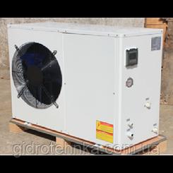 Тепловий насос повітря-вода Clitech CAR-12XB NEW CABINET