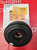 Шкив коленчатого вала демпферный на Renault Master 3 2.3dCi M9T (Original 8200805671)