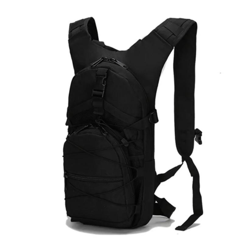 Рюкзак для велосипеда на 10 литров Tactic Чёрный