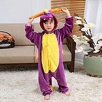 Пижама кигуруми Детские дракон