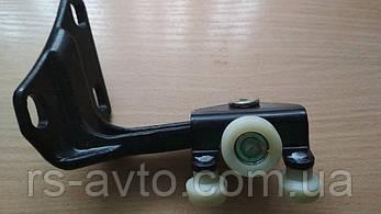 Ролик двери (боковой/верхний) MB Sprinter - VW Crafter 06-(с кронштейном), фото 2