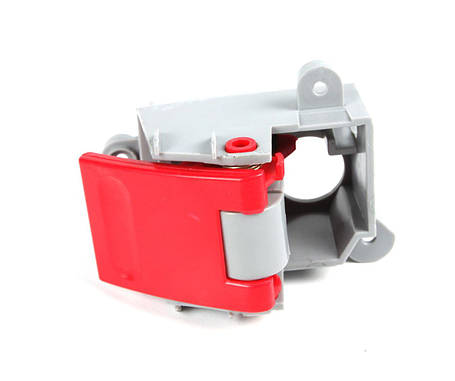 Ручка двери (передней/внутри) (L) MB Sprinter TDI (красная), фото 2