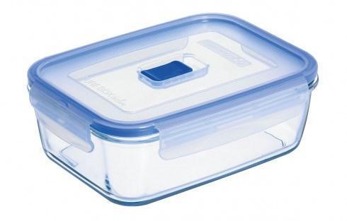 Контейнер для еды Luminarc Pure Box прямоугольная 1220мл ударопрочное стекло (8773L/3548)