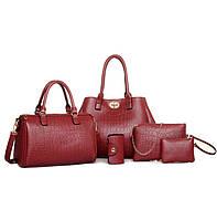 Набор женских сумок  FS-7496-35
