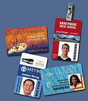 Пластиковая карточка